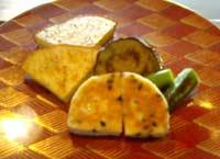 旬の焼野菜