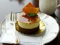 オレンジ風味のケーキ「ドゥマン」