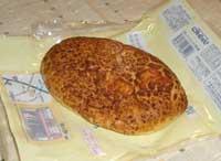 蜂の家チキンカリーパン