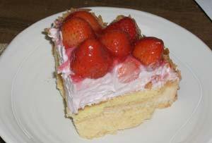 蜂の家のケーキ