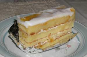「オレンジケーキ」