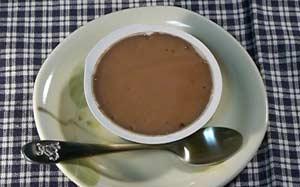 チョコレートハウス チョコレートムース