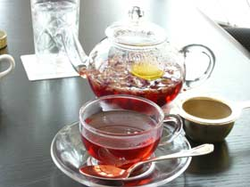 ティークリッパー 花茶「薔薇」