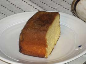 エピー ブランデーケーキ