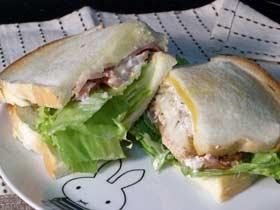 エスアンドケイのサンドイッチ 2種