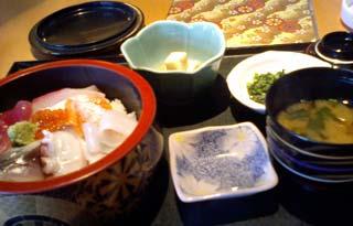 日本海庄や 海鮮丼