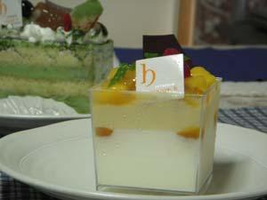 マンゴー&レアチーズ