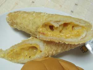 ロールタコス(チーズポテト)