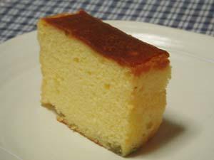 「天山」梅酒ケーキ