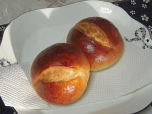 コッペ メープル丸パン