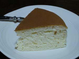 葡萄の木 チーズケーキ