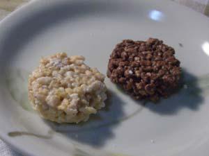 ゴンチャロフのチョコレート菓子