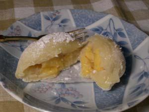 志げる製菓舗 バナナ大福