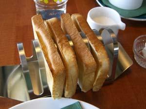 カフェスローハンド トースト