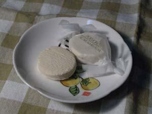 ポルボロン キャラメル味