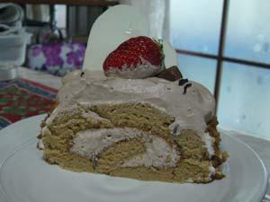 さいかい堂 セーデルブレンドロールケーキ