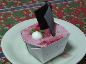 岡村製菓のカップケーキ