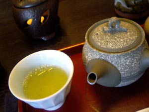 無心庵 うれしの煎茶「余韻」