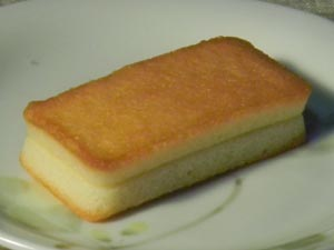 ラフレシール チーズフィナンシェサンド