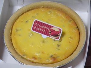 モロゾフ スイートポテトのチーズケーキ