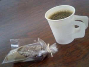 humcafeのスペシャリティコーヒーとガトーショコラ