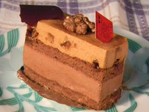 岡村製菓のケーキ