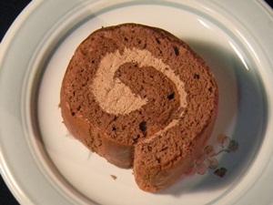 シャロンなつい ロールケーキ
