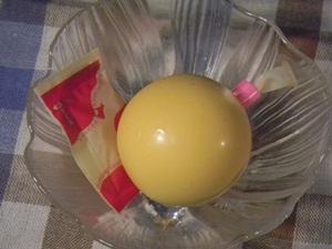 牧家のマンゴーミルクプリン