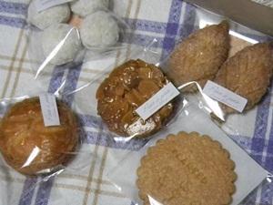 プティタプティの焼き菓子詰め合わせ