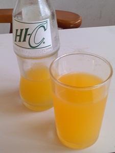 これはHI-Cオレンジ