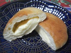 冷やしクリームパン プレーン