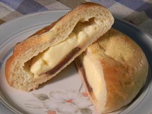 冷やしクリームパン チョコ