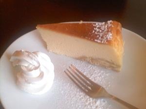 最後のチーズケーキ