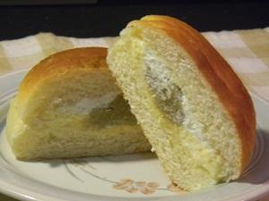 さいかい堂 マロンのクリームパン