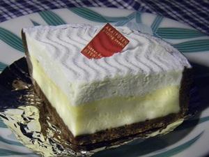赤い風船 ショコラチーズタルト