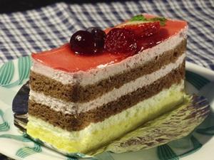 シャンテリアのケーキ